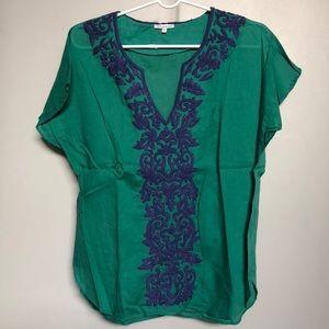 Delicate Tunic shirt